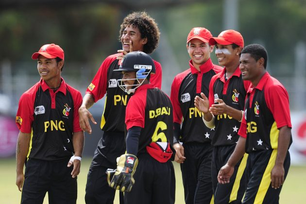 Papua New Guinea Vs Jersey cricket