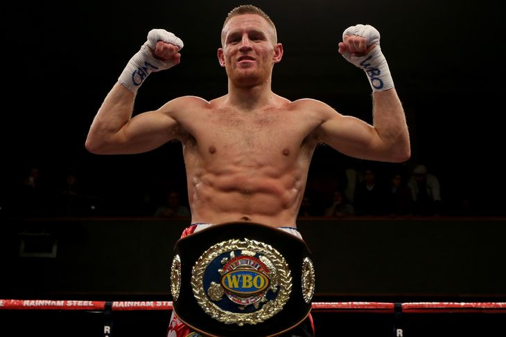 Terry Flanagan Vs Jose Zepeda