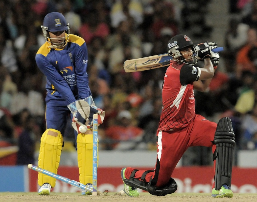 Trinidad and Tobago Red Steel Vs Barbados Tridents (CPL T20)
