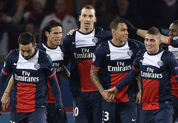 Wiener SK Vs Paris Saint Germain