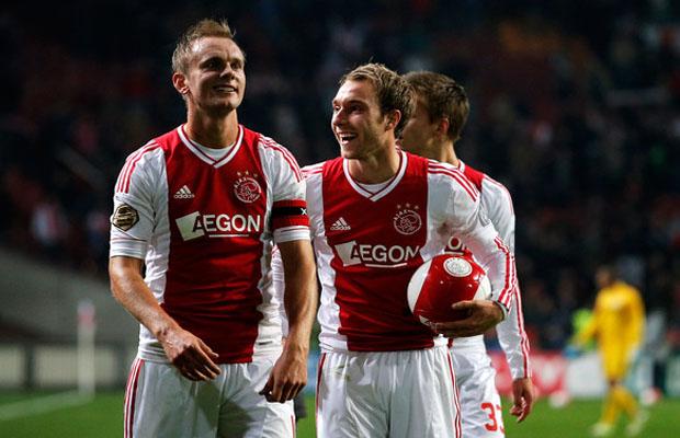 Ajax Vs NEC Nijmegen