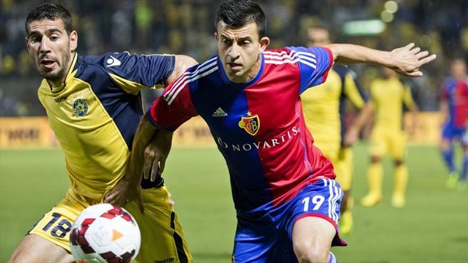 Basel Vs Maccabi Tel Aviv