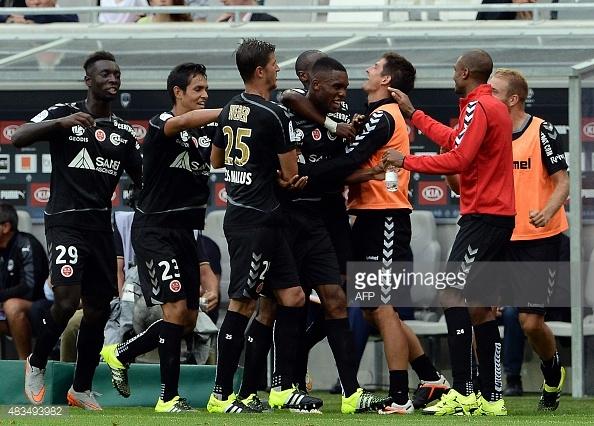 Bordeaux Vs Reims - French Ligue 1