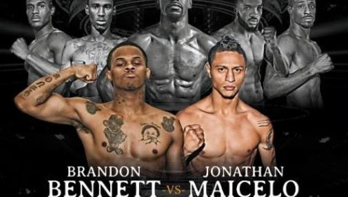 Brandon Bennett Vs Jonathan Maicelo (Boxing)