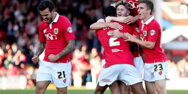 Bristol City Vs Leeds United