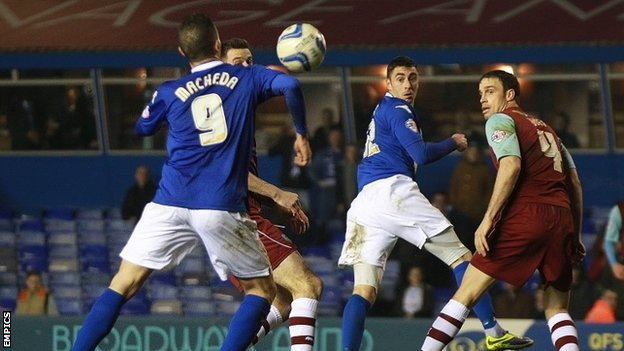 Burnley vs Birmingham City