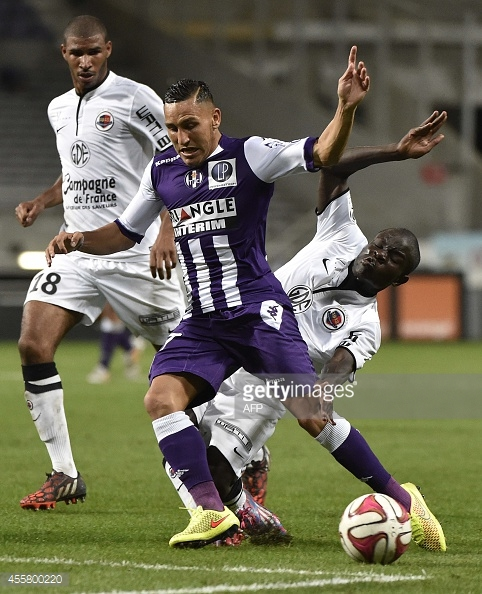 Caen Vs Toulouse - French Ligue 1