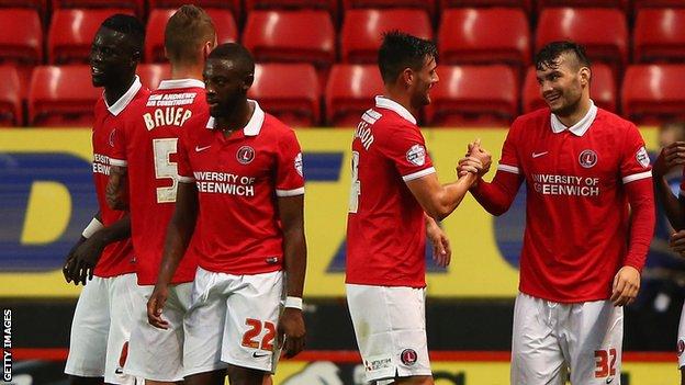 Charlton Athletic Vs Hull city
