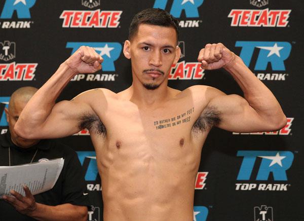 Chris Avalos VS Rey Perez (Boxing)