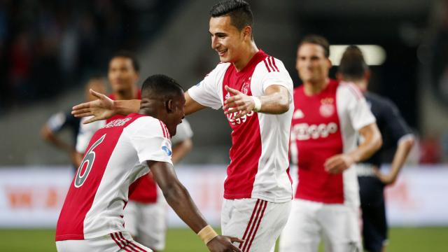 FK Jablonec Vs Ajax live