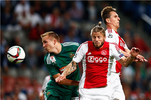 FK Jablonec Vs Ajax