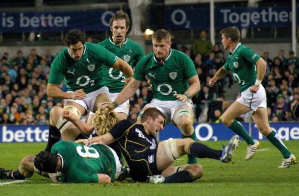 Ireland tour Fixture (Rugby)