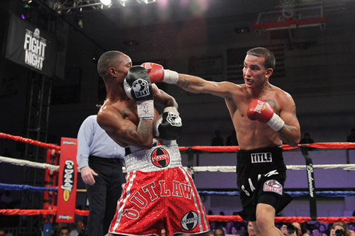 Jason Sosa VS Jerry Belmontes