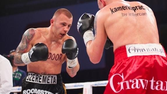 Kamil Szeremeta Vs Arthur Hermann (Boxing)