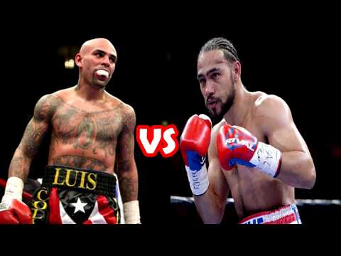 Keith Thurman Vs Luis Collazo