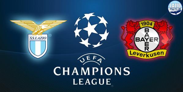 Lazio Vs Bayer Leverkusen