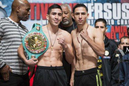 Leo Santa Cruz vs. Abner Mares (Boxing)