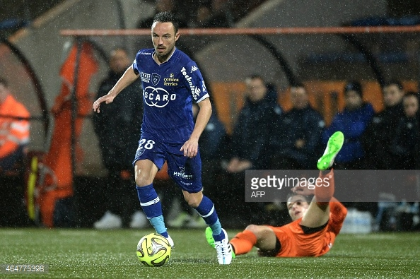 Lorient Vs Bastia French Ligue 1