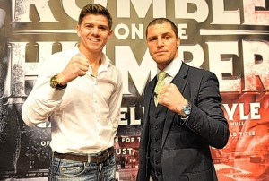 Luke Campbell Vs Tommy Coyle