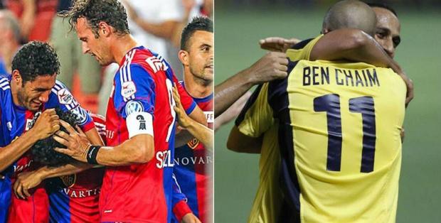 Maccabi Tel Aviv Vs Basel