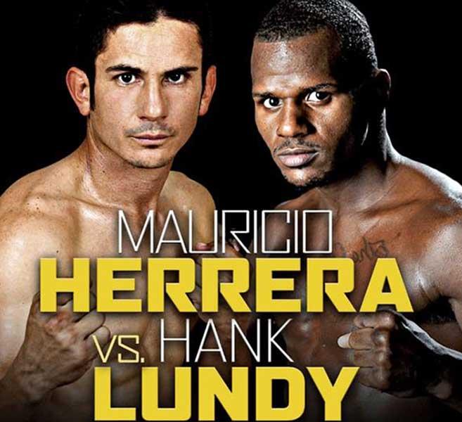 Mauricio Herrera Vs Henry Lundy