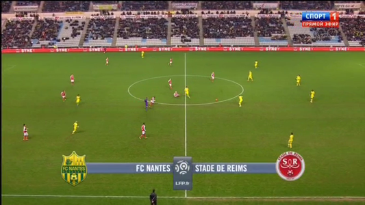 Nantes Vs Reims