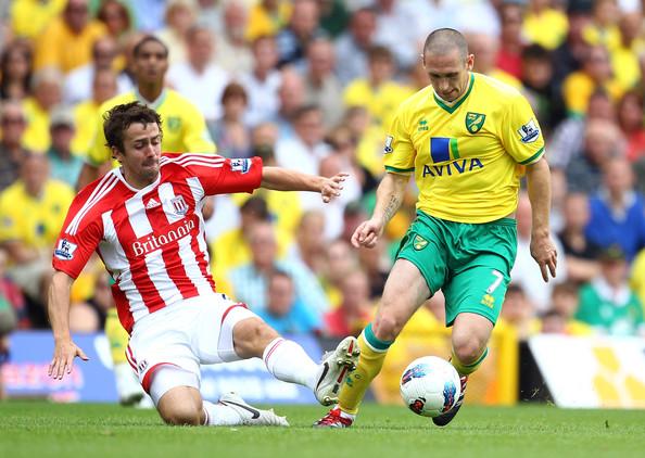Norwich City Vs Stoke city