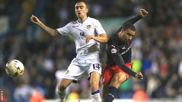 Reading Vs Leeds United