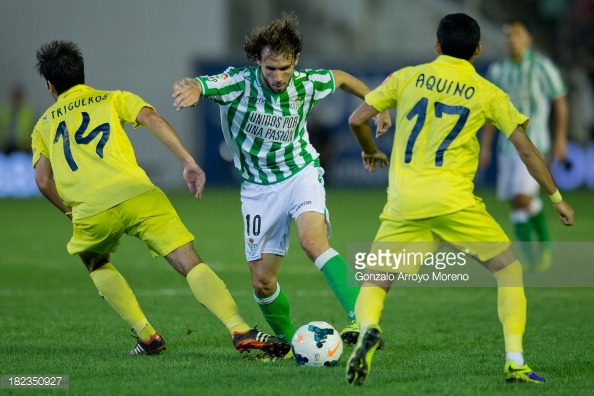 Real Betis Vs Villarreal