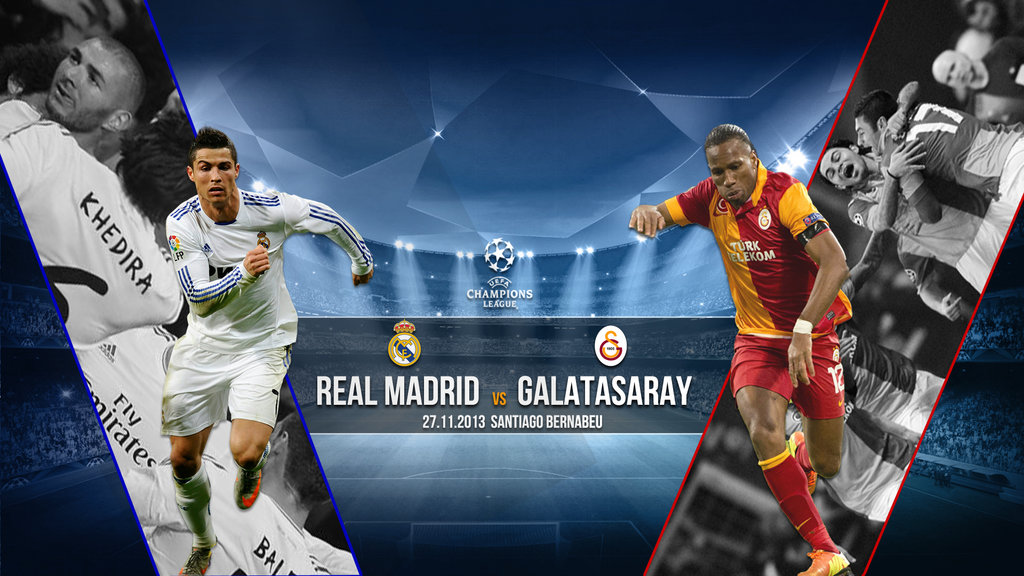 Real Madrid Vs Galatasaray