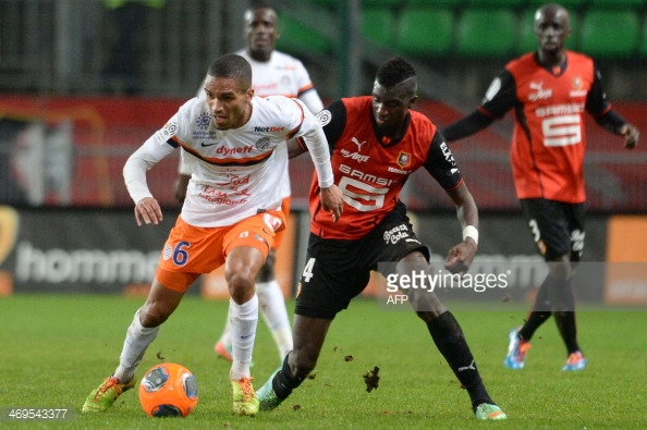 Rennes Vs Montpellier - French Ligue 1