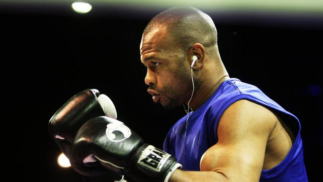 Roy Jones Jr VS Billy Bailey