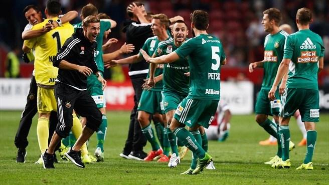Shakhtar Donetsk Vs Rapid Vienna