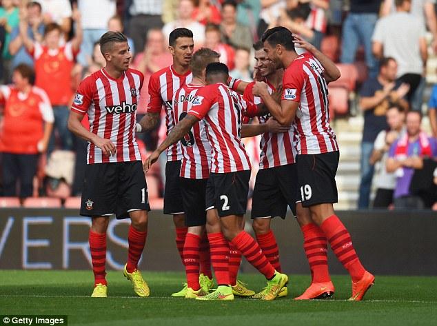 Southampton Vs FC Midtjylland