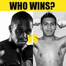 Tevin Farmer vs. Juan Rodriguez Boxing