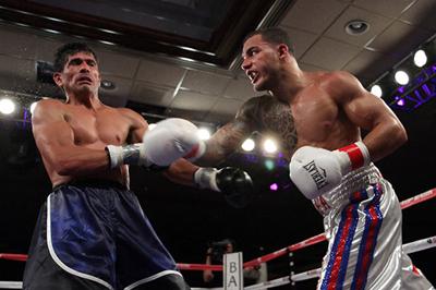 Thomas Lamanna vs. Joshua Robertson (Boxing)