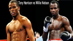Tony Harrison VS Willie Nelson