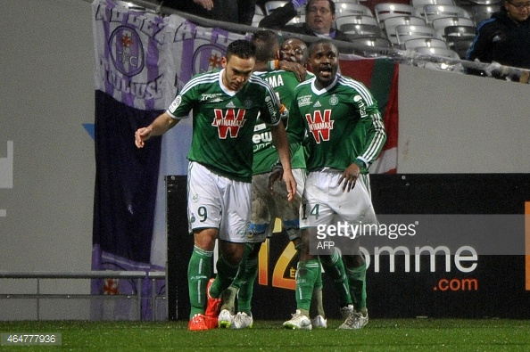 Toulouse Vs St Etienne - French Ligue 1