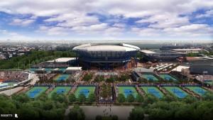 US Open 2015 Tennis