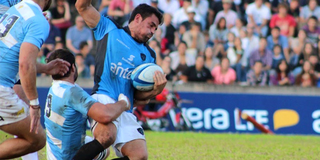 Uruguay tour Fixture (Rugby)