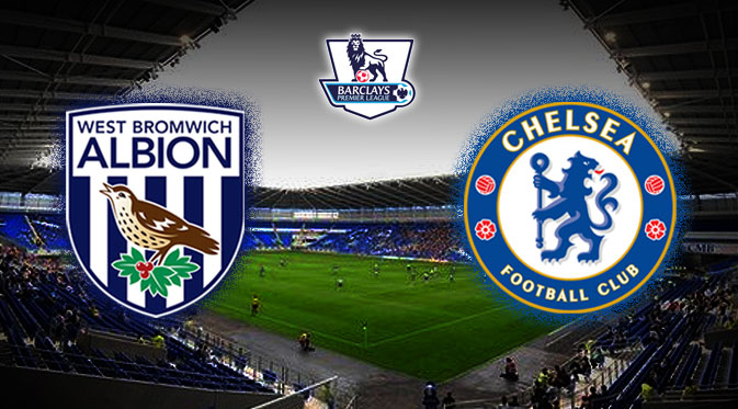 West Bromwich Albion Vs Chelsea