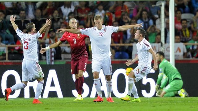 Albania vs Portugal