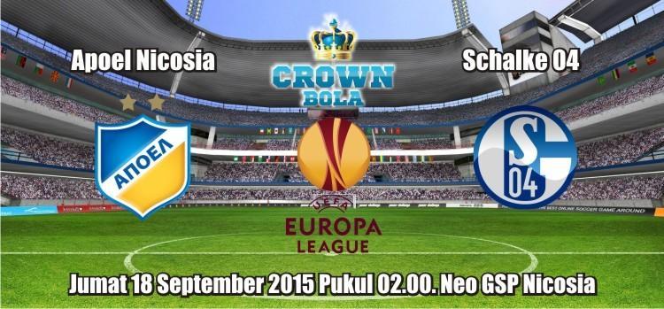 Apoel Nicosia Vs Schalke 04