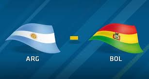 Argentina Vs Bolivia live
