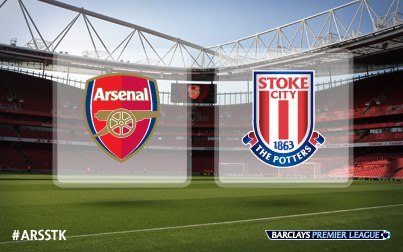 Arsenal Vs Stoke city