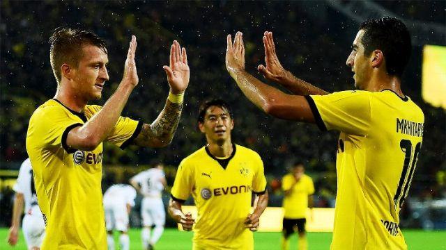 Krasnodar Vs Dortmund