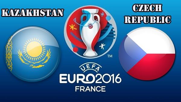 Czech Republic VS Kazakhstan