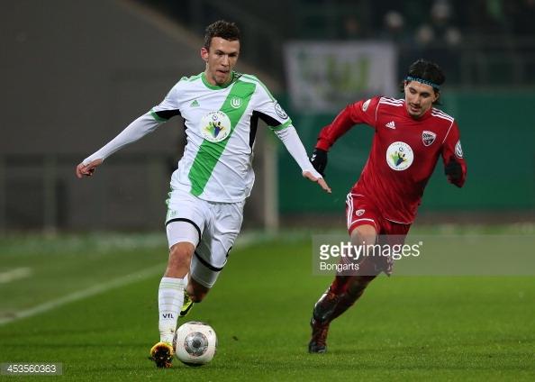 FC Ingolstadt 04 Vs Wolfsburg