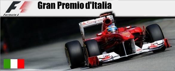 Formula 1 Gran Premio D'italia 2015 - Preview