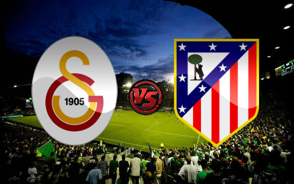 Galatasaray Vs Atletico Madrid